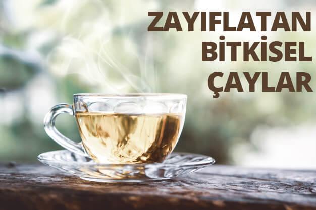 zayıflatan çay